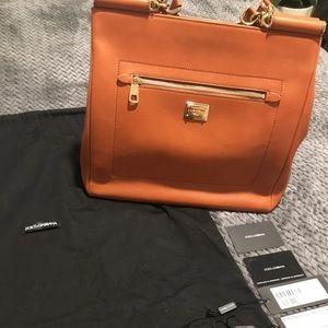 Dolce and Gabbana Vitello Bag